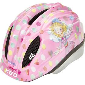KED Meggy II Originals Lapset Pyöräilykypärä , vaaleanpunainen